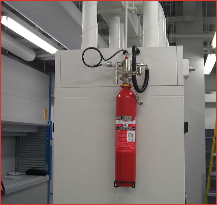 Tube Based Suppression System  U2013 Startech Fire Systems